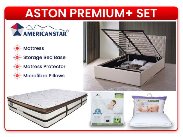Aston Premium+ Set