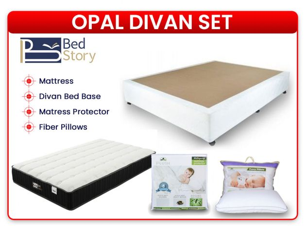 Opal Divan (set)