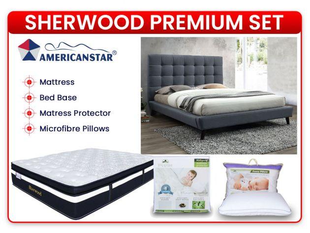Sherwood Premium Set
