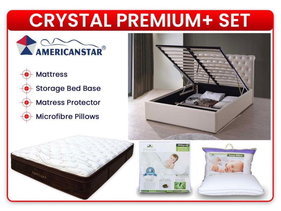 Crystal Premium+ Set