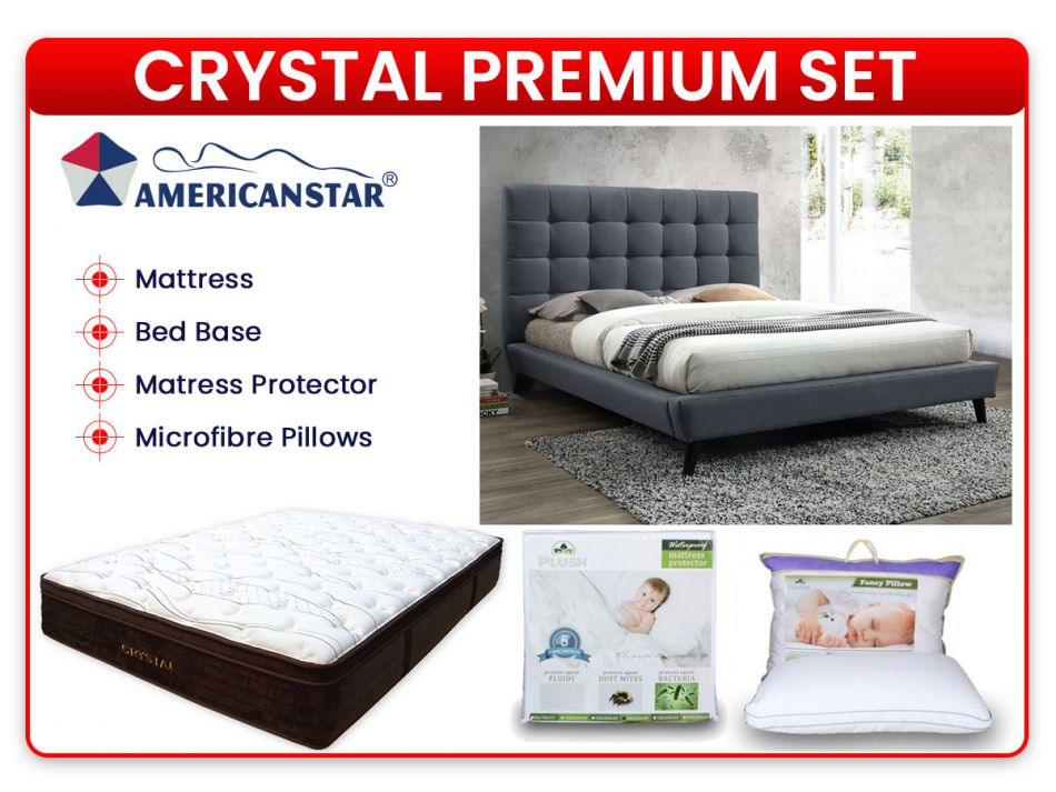 Crystal Premium Set