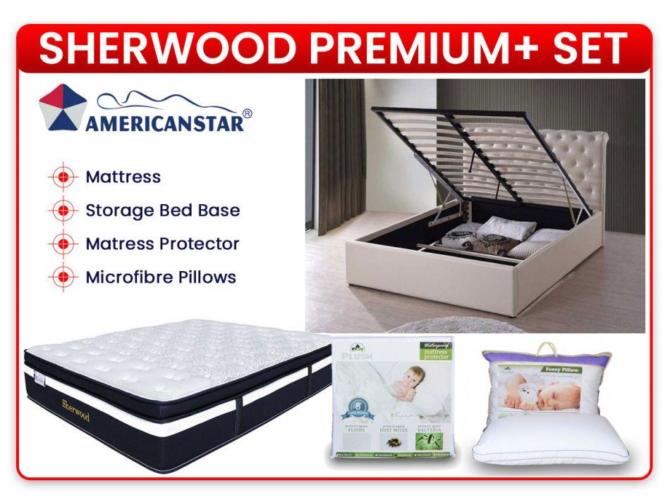 Sherwood Premium+ Set