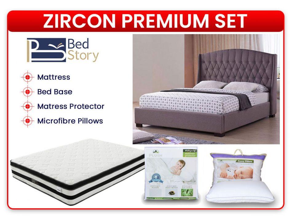 Zircon Premium Set