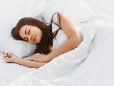 Ideal Sleeping Position for A Good Night's Sleep