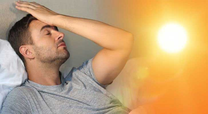 Don't Let the Warm Weather Affect Your Sleep
